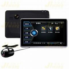 GPS car DVR