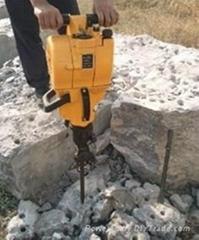 Rock drill , Jacker hammer