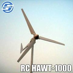 1KW horizontal wind turbine price for home use