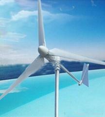 2KW mini house using horizontal wind turbine for sale