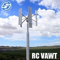 2KW Vertical Axis Wind Turbine for home
