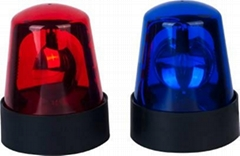 15W colorful alarm lights for emergency