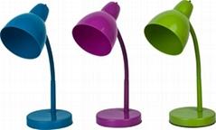 40W plastic table lights, desk lamps   UL certification