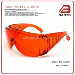 Safety glasses googles