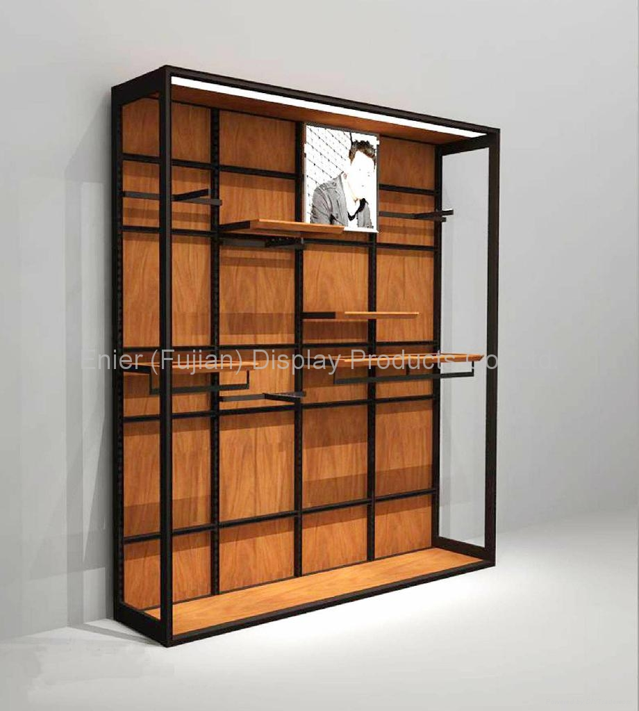Exhibition Stand Shelves : Retail store wall display shelf hc fobodn china