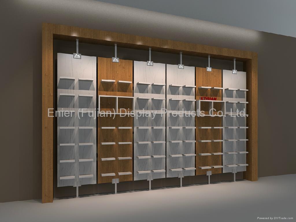 Retail Store Wall Display Shelf Hc 030 Fobodn China