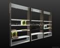 Retail Store Wall Display Shelf 2
