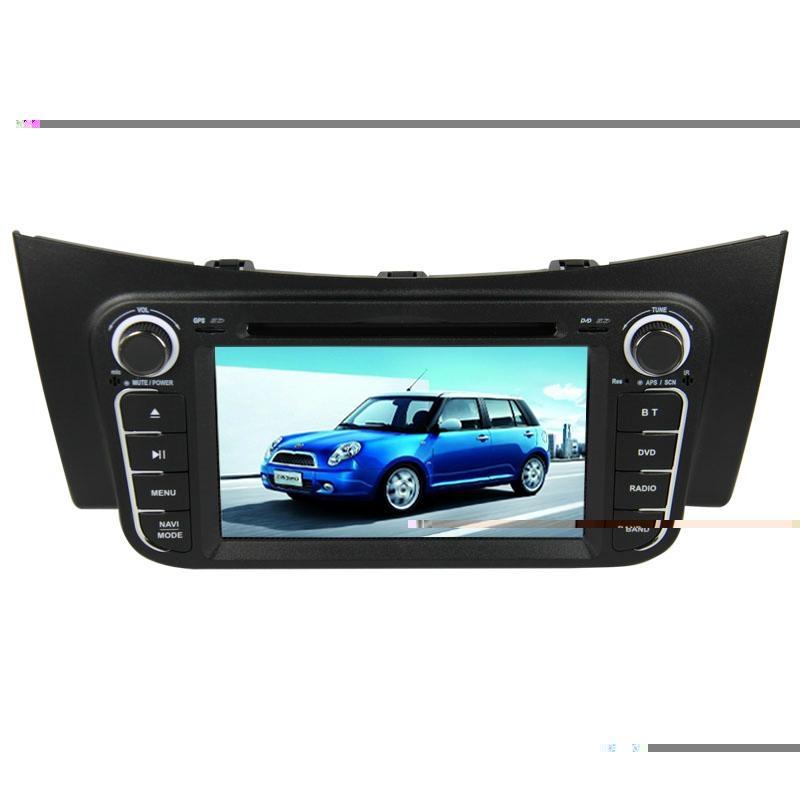 6.95' Digital TFT-LCD Monitor Car DVD/CD Player 1