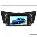 6.95' Digital TFT-LCD Monitor Car DVD/CD