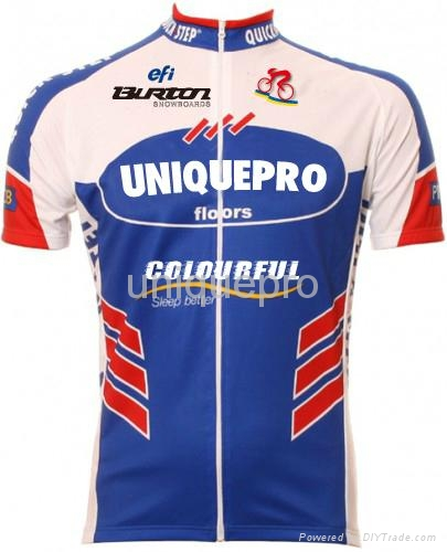 custom fashionable cycling wear for bicycle men 1