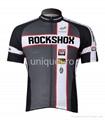high grade short sleeve cycling jersey