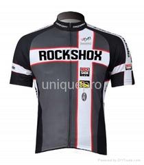 high grade short sleeve cycling jersey 2013