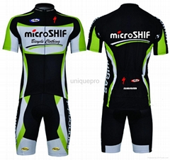cheap wholesale custom sublimation cycling jersey in suit