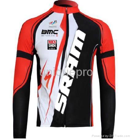 2013  American Team Red&Black Cycling Wear 1