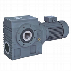 S series helical-worm gear reductor