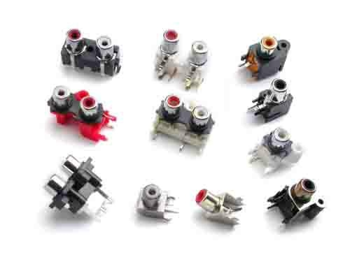 Electronic components 1
