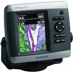 GPSMAP 441 MARINE GPS RECEIVER