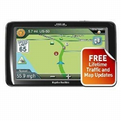 RoadMate RV9165T-LM 7-Inch RV GPS Navigator with Lifetime Maps