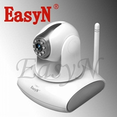 Support 32G TF card COMS 300K Pixel Network Camera