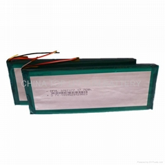 3.7V 4800mah lithium battery pack lipo battery pack for medical power golf cart