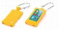 Apple ipod nano 7 Griffin Courier Clip silicon case 3