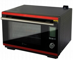 Free standing steam oven with grill-R02A