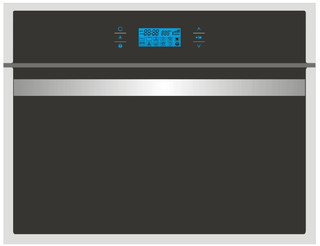Built-in Steam Oven SK16NUSE30B-52A 3