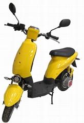 电动车-黄