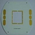 LED aluminum plate