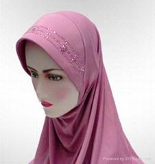 Fashion Muslim Hijab Scarf