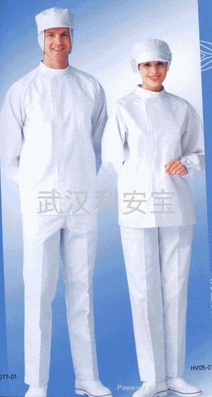 分體防靜電服衛衣 1