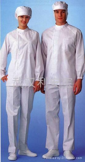 分體防靜電服衛衣 2