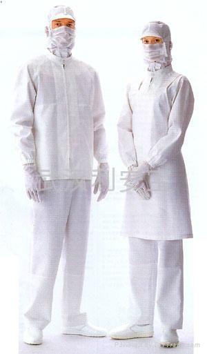 分體防靜電服衛衣 5
