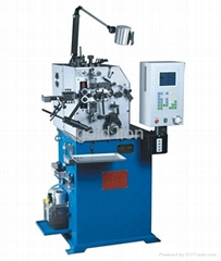 CK8 spring coiling machine