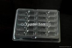 光纖模塊包裝用品:防靜電吸塑盒