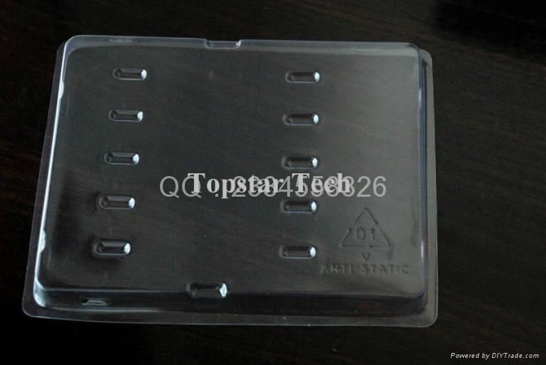 光纤模块包装用品:防静电吸塑盒 3