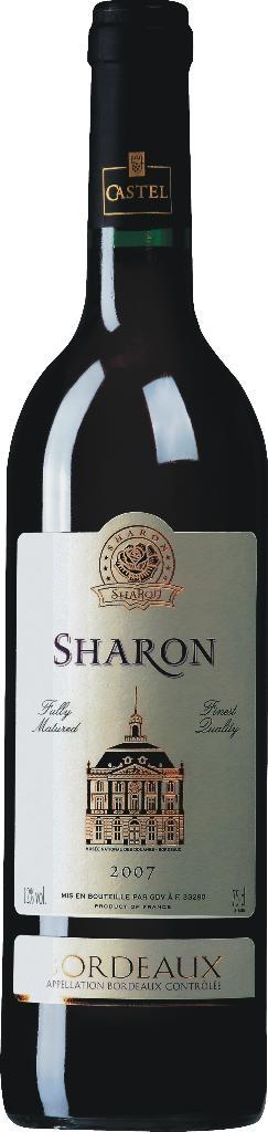 卡斯特沙侖波爾多珍藏干紅葡萄酒 2
