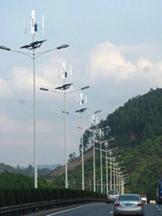 wind turbines System
