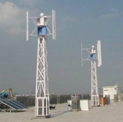 The latest vertical axis wind turbines