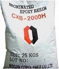 韩国宇进溴化环氧树脂CXB-2000H