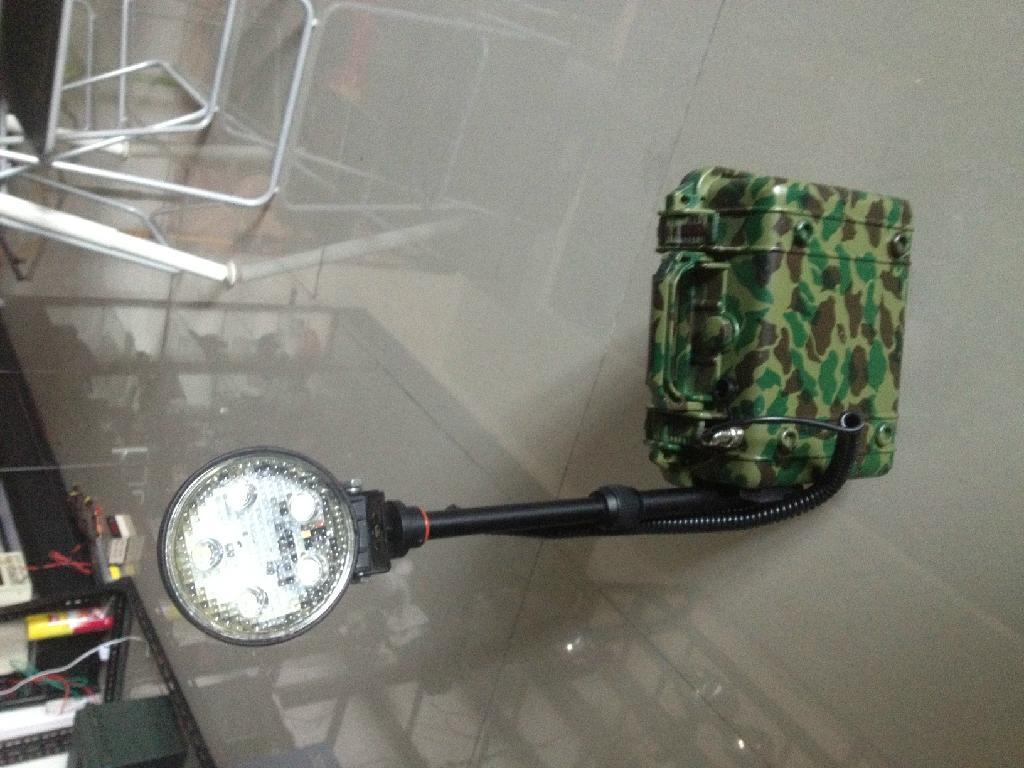 便攜式工礦防爆強光工作燈 4