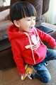 baby boy gril hooded casual sweater 3 color spring autumn  clothes