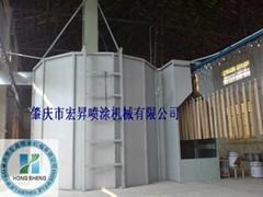 DISK自動靜電噴漆設備