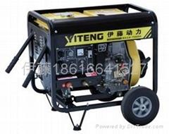 柴油发电焊机的价格
