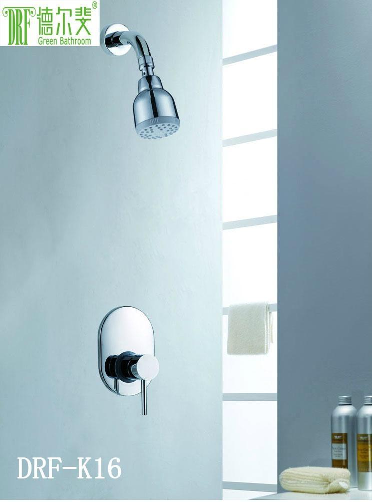 節水增壓暗裝淋浴花灑套裝 K16 1