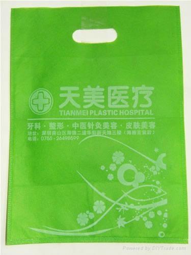 深圳無紡布平口袋 4