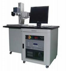 高端德国振镜半导体端泵激光打标机