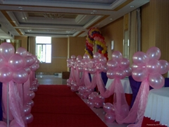 Promotional balloon/latex balloon/wedding balloon