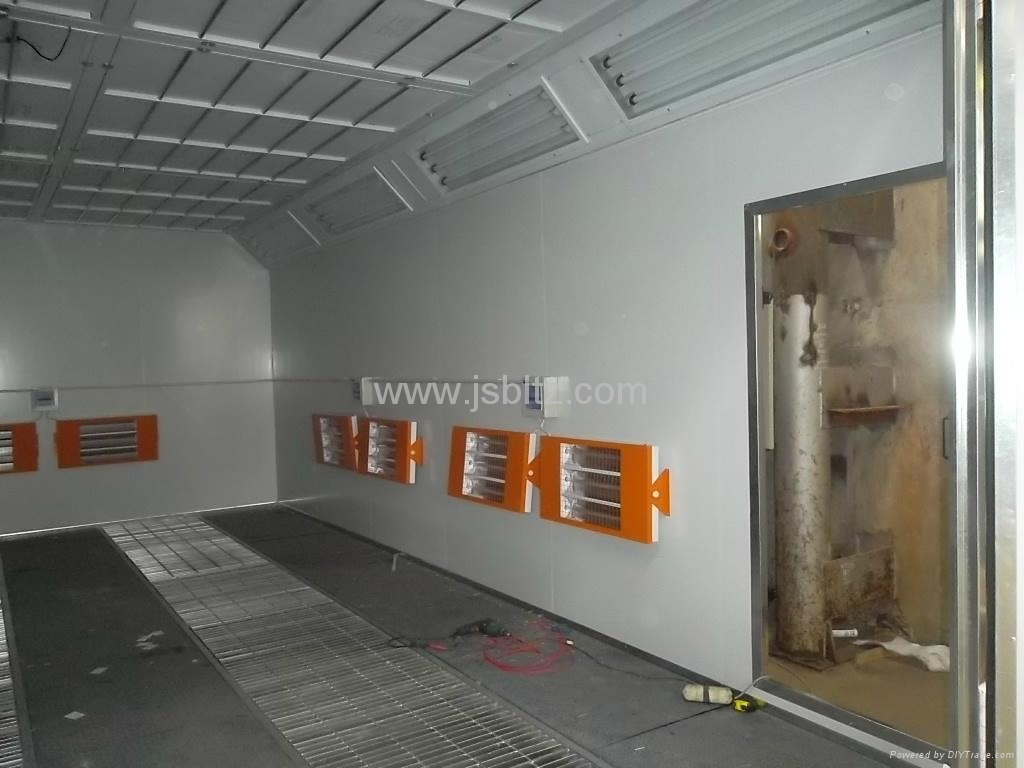 Supply The Po Lam Licensing Spray Paint Room Baolin