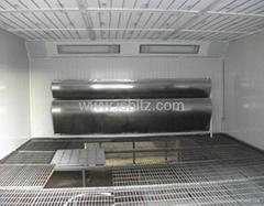 Supply water curtain spray paint room - Shanghai